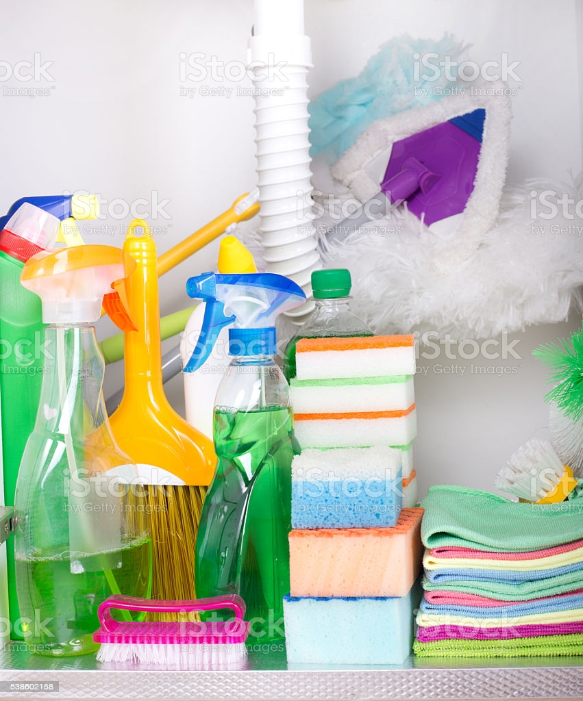 cleaning supply equipment
